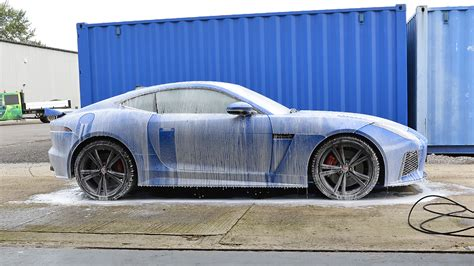 Protecting A New Jaguar F-type Svr With Gtechniq & Xpel