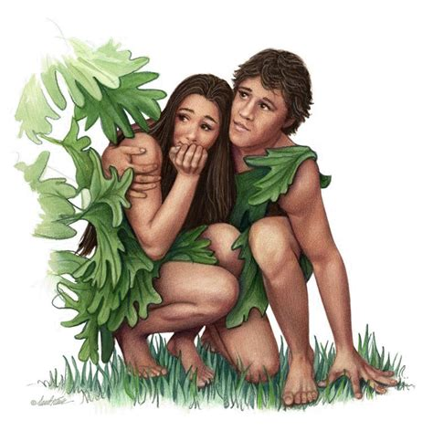 Image result for Adam and Eve in the garden after the fall
