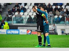 What happened between Gianluigi Buffon and Cristiano