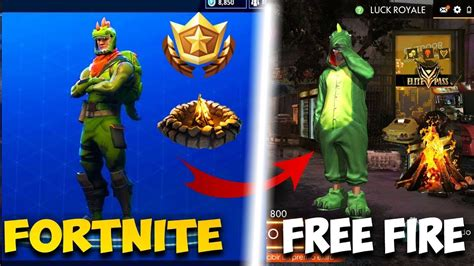 fire copia  fortnite comparativa de  fire