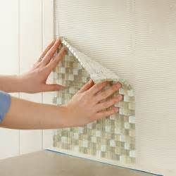 tile sheets for kitchen backsplash install a kitchen glass tile backsplash