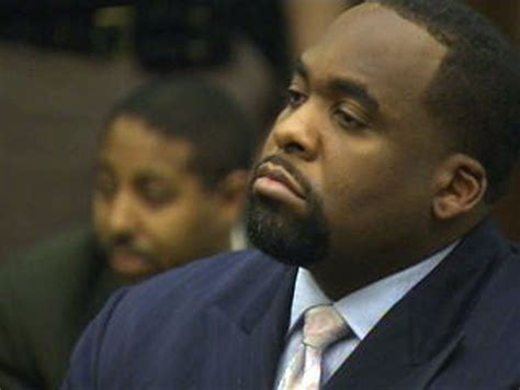 Would you donate money to Kwame Kilpatrick to help pay $1 ...