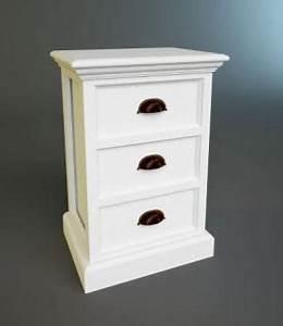 Beistelltisch Weiß Schublade : beistelltisch kommode weiss im landhausstil mit zwei schublade kaufen bei richhomeshop ~ Sanjose-hotels-ca.com Haus und Dekorationen