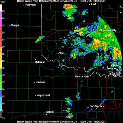 Radar 2001 October Weather Oklahoma Loop Ok