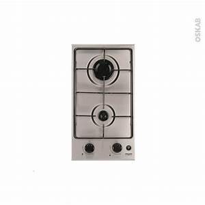 Plaque Cuisson 2 Feux : plaque de cuisson 2 feux gaz 29 cm inox frionor dginfri ~ Dailycaller-alerts.com Idées de Décoration