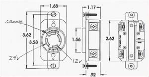 Minn Kota Trolling Motor Plug And Receptacle Wiring Diagram