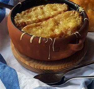 Sopa De Cebolla Gratinada  Una Deliciosa Receta