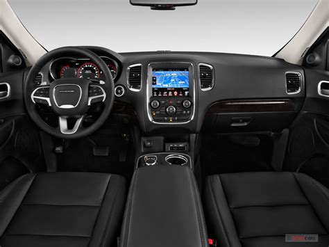 2015 Dodge Durango: Dashboard