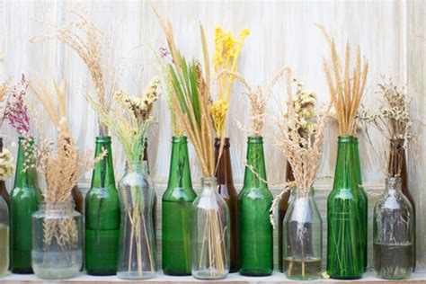 5 Ways To Reuse Old Glass