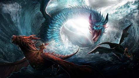 game  thrones dragon wallpapers wallpaper cave