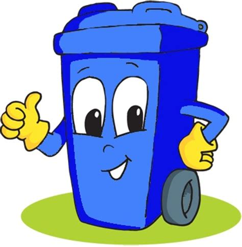 large jars waste and recycling information