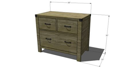 diy furniture plans  build  pottery barn inspired