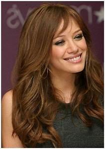Medium Brown Hair Color With Caramel Highlights Beauty