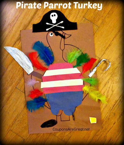 turkey trouble disguise template kindergarten homework a pirate turkey disguise