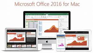 Microsoft Releases Office 2016 For Mac Other World