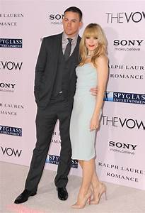 Rachel McAdams and Channing Tatum at The Vow premiere in ...