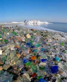 Russian Sea Glass Beach