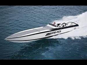 MERCEDES BENZ AMG 2700 BHP Powerboat YouTube
