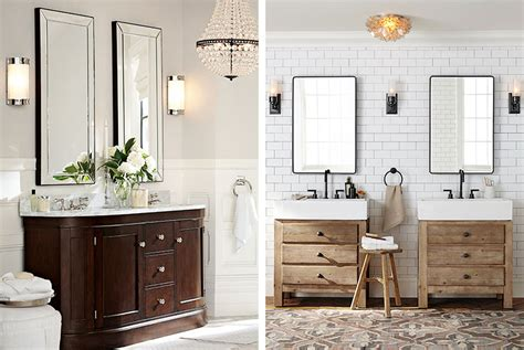 Pottery Barn Bathroom Images by How To Light Up Your Bathroom Pottery Barn