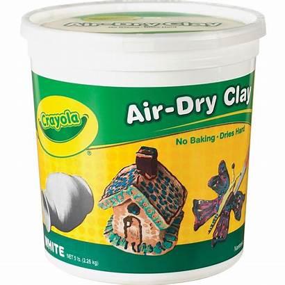 Clay Dry Air Crayola Bucket Modeling Crafts