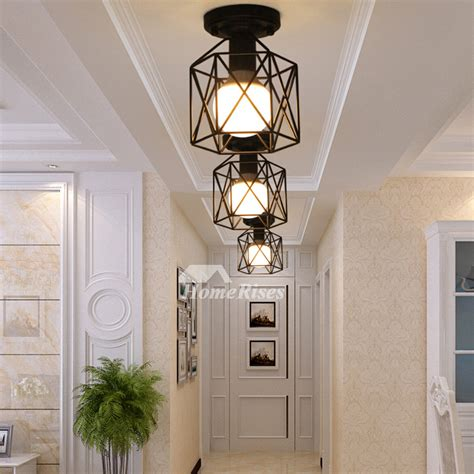 decorative star ceiling light semi flush bathroom fixture
