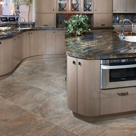 Dome Series Porcelain Tile  Kitchen  San Diego  By
