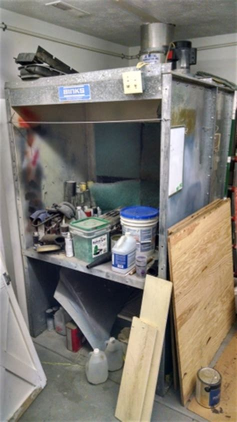 cabinet spray booth for sale binks paint booth spray cabinet with fan nex tech