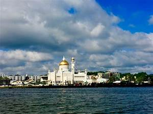 Brunei  U2013 The Peculiar Capital Of Bandar Seri Begawan  Bsb  Brunei Is Not Really Famous But It Is