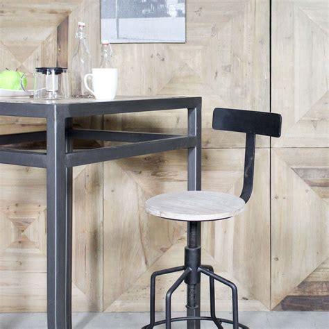 chaise bar industriel tabouret et chaise de bar industriel 27 id 233 es d 233 co