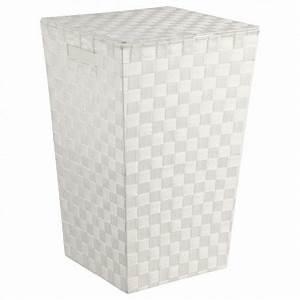 Panier A Linge Blanc : panier linge tress blanc veo shop ~ Teatrodelosmanantiales.com Idées de Décoration