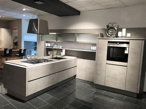 Küche In Betonoptik  Möbel & Küchen Scheid