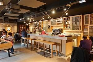 Mob Hotel Paris : comptoir de bar inox mob hotel paris en bar circus ~ Zukunftsfamilie.com Idées de Décoration