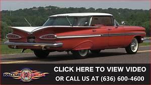 1959 Chevrolet Impala Four Door
