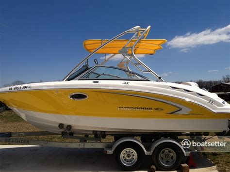 Boatsetter Insurance Policy by Rent A 2008 22 Ft Chaparral Boats Sunesta 224 In Mineral