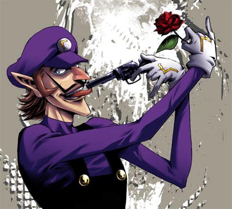 Waluigi - Super Mario Bros. - Zerochan Anime Image Board