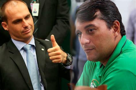 Wilson Lima vai a Bolsonaro com intermediação do filho ...