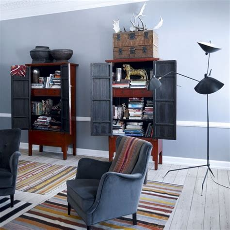 cool room storage cool city apartment dressed for christmas housetohome co uk
