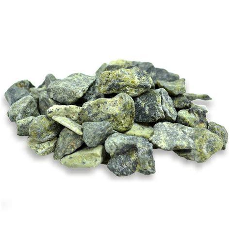 filet de 450 gr de pierres naturelles d 233 coratives verte africa d environ 3 224 5 cm pour