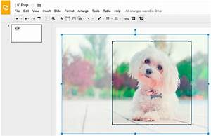 Google Drive Blog  Edit Images Right In Google Slides And