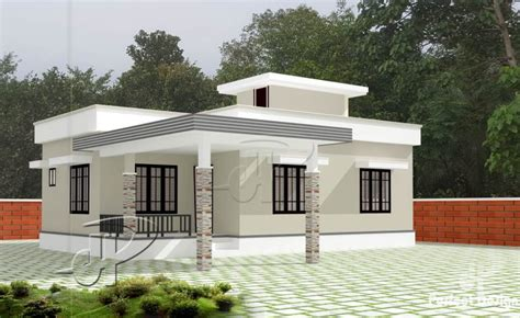Home Design 2bhk : 2 Bhk Low Budget Home Design At 903 Sq Ft