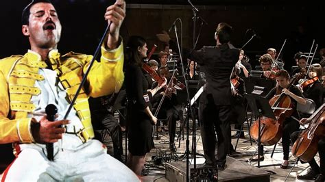 """This Symphony Orchestra Tribute To Queen's """"bohemian"""