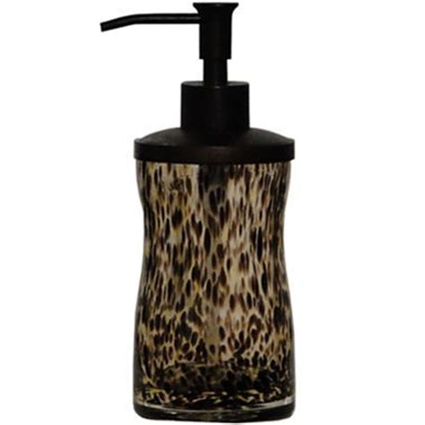 tortoise shell soap dispenser for master bath