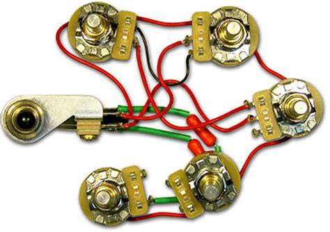Rickenbacker 620 Wiring Diagram by Rickenbacker 5 Wiring Harness Assembly 2 Volume