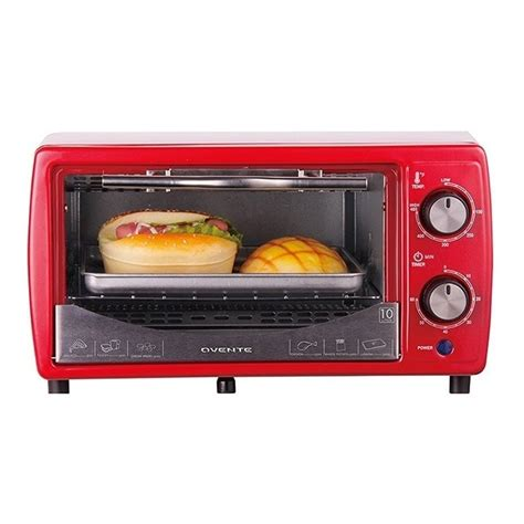 Electric Toaster Oven by Ovente Electric Toaster Oven To6895 Series