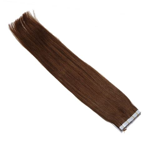 100% Remy Echthaar 10 Tape In 50cm Extensions