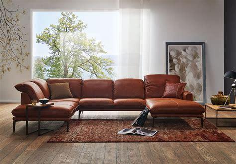 willi schillig sofa  sherry  leder  konfigurierbar
