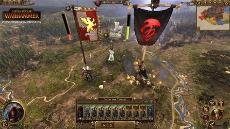 what does siege total war warhammer devs siege vires console