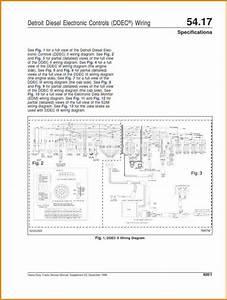 14 Ddec 4 Ecm Wiring Diagram Car Cable Within Detroit