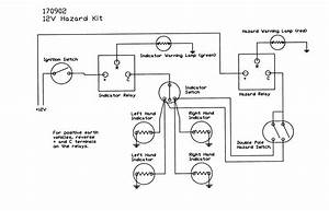 Wiring Diagram For Hazards And Indicators