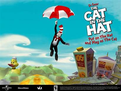 Hat Cat Dr Seuss Desktop Wallpapers Background